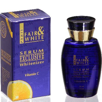 Fair and White Exclusive Vitamin C Serum 30ml